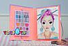 TOP Model Книга навчає макіяжу Студія Мейкап з шаблонами (ТОП Модел Набор для макияжа  Make-Up Studio 1936_A ), фото 5