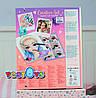 TOP Model Книга навчає макіяжу Студія Мейкап з шаблонами (ТОП Модел Набор для макияжа  Make-Up Studio 1936_A ), фото 8