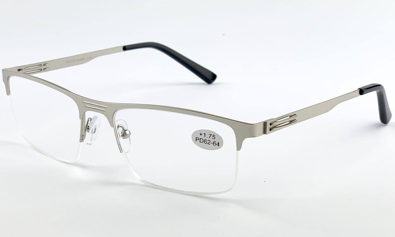 Мужские очки для зрения с диоптриями 3390 С1/С2