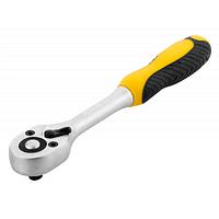 Ключ Topex трещётка1/4' 150 мм (38D501)