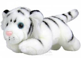 Мягкая игрушка Aurora тигренок белый 25 см