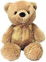Мягкая игрушка медведь бежевый 28 см AURORA