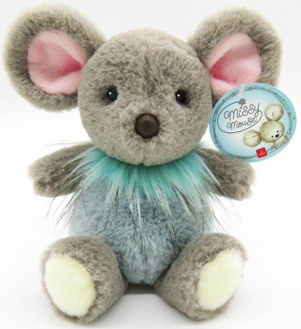 Мягкая игрушка AURORA Мышка девочка 30 см