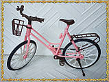 Велосипед для кукол, фото 3