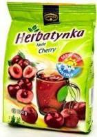 Чай гранульований з ароматом вишні Kruger Herbatynka 300 г