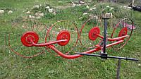 Грабли-ворошилки (колесо Ø900мм спица Ø5мм)