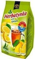 Чай гранульований з ароматом лимона Kruger Herbatynka 300 г