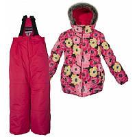 Зимний детский термокомплект X-Trem by Gusti, розовый, размеры 92-122