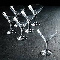 """Набір келихів для шампанського 190 мл """"Bistro"""" Pasabache 6 шт."""