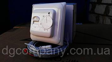 Терморегулятор механический Minco Heat с двумя датчиками