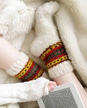 Шкарпетки з овечої вовни