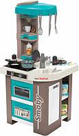Интерактивная кухня  Smoby Toys Тефаль Студио Френч с аксессуарами, эффектом кипения и звуками (311043), фото 1