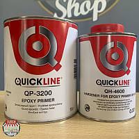 Грунт эпоксидный Quickline QЗ-3200 3:1, 1 л + 330 мл Комплект