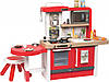 Інтерактивна кухня Smoby Toys Тефаль Еволюшен Гурме з аксесуарами, ефектом кипіння і звуками (312302)