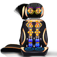 Вибрационный Электрический массажер кресло для всего тела JC-5 JinKaiRui (накидка)
