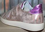 Кроссовки детские на липучках от производителя модель ДЖ7042-2, фото 4
