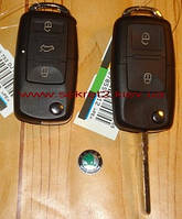 Ключ Skoda выкидной
