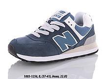 Подростковые кроссовки New Balance 574 оптом (36-41)