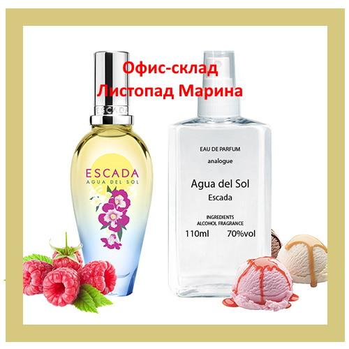 Escada Aqua del Sol для жінок Analogue Parfume 110 мл