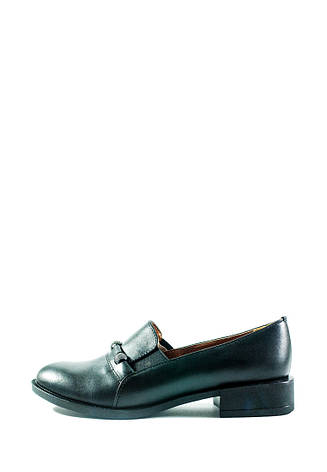 Туфли женские Sana А-5 чк черные (36), фото 2