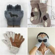 Рукавиці та рукавички