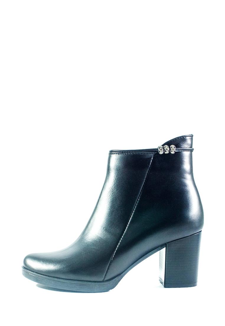 Ботинки демисезон женские Sana 61 черные (36)