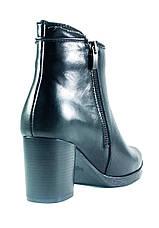 Ботинки демисезон женские Sana 61 черные (36), фото 2