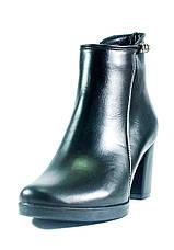 Ботинки демисезон женские Sana 61 черные (36), фото 3