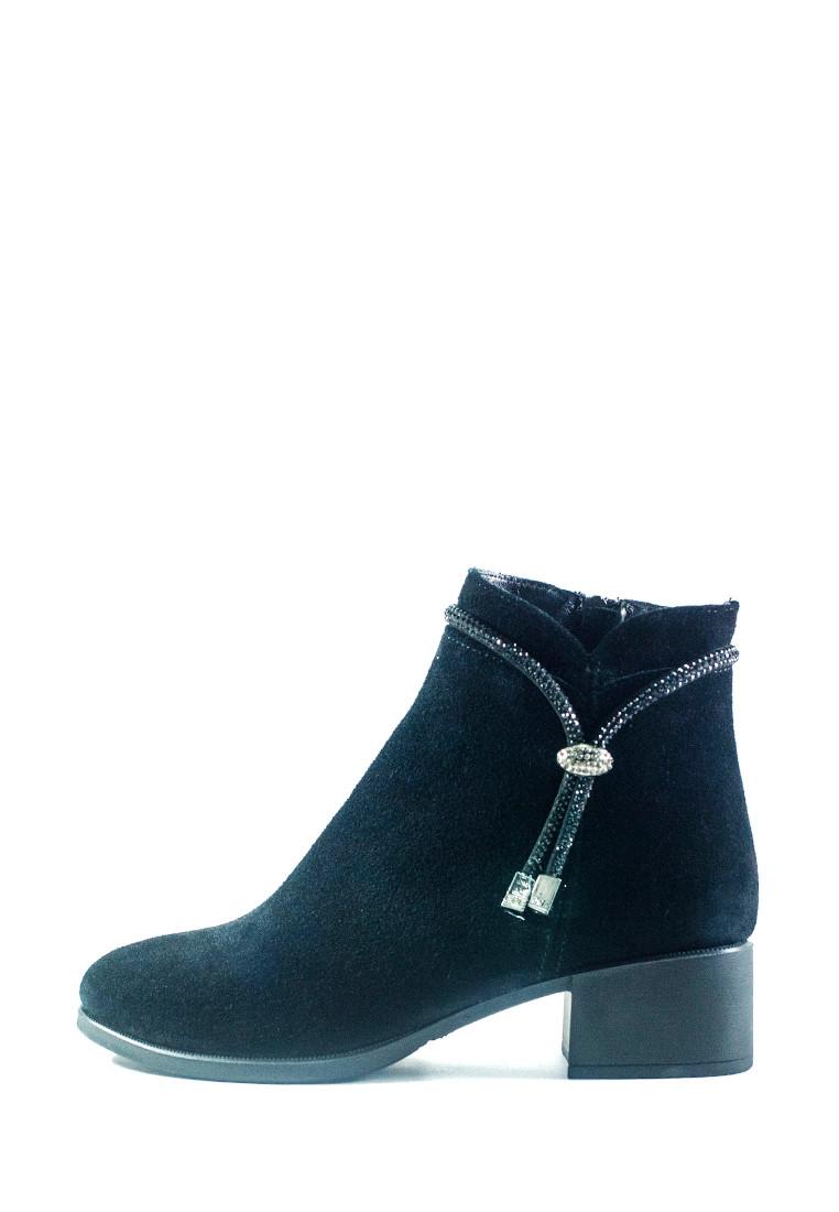 Ботинки демисезон женские Sana 341 чз черные (37)