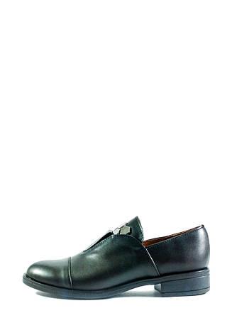 Туфли женские Sana 2028 чк черные (36), фото 2