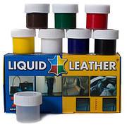 Жидкая кожа набор из 7 цветов LIQUID LEATHER T459567 Средство для ремонта изделий из кожи
