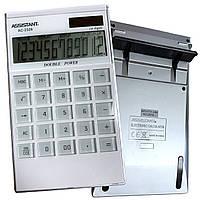 Калькулятор ASSISTANT AC-2326 білий