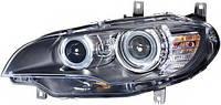 Фара головного света Magneti Marelli LH BMW X5 Bi-Xenon Led Левая регулируемая MHL7022