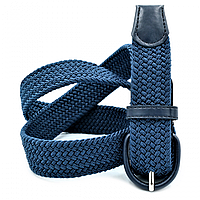 Ремень резинка антиаллергенный Weatro nwan-35rez-0015 Синий