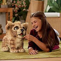 Мягкая интерактивная игрушка Дисней Король Лев Симба Hasbro Disney Lion King Simba англ. язык (E5679), фото 6