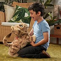 Мягкая интерактивная игрушка Дисней Король Лев Симба Hasbro Disney Lion King Simba англ. язык (E5679), фото 5