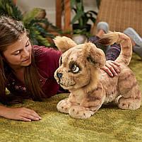 Мягкая интерактивная игрушка Дисней Король Лев Симба Hasbro Disney Lion King Simba англ. язык (E5679), фото 9
