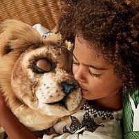 Мягкая интерактивная игрушка Дисней Король Лев Симба Hasbro Disney Lion King Simba англ. язык (E5679), фото 7