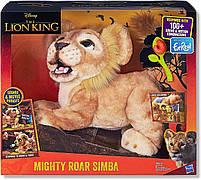 Мягкая интерактивная игрушка Дисней Король Лев Симба Hasbro Disney Lion King Simba англ. язык (E5679), фото 2