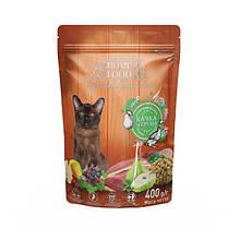 HOME FOOD для котів 400г