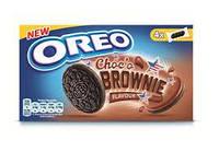 Печиво Oreo Choco Brownie 176 г
