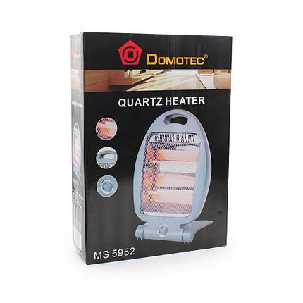 Електро обігрівач Heater MS NSB 80 5952, фото 2