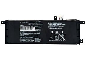Батарея Elements PRO для Asus D553M F453M F553M K553M P553M R413M X403M X503M X453M X553M 7.2 V 4000mAh (X453-2S1P-4000), фото 2