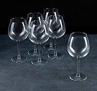 """Набор бокалов для вина 630 мл """"Enoteca"""" 6 шт."""