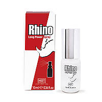 Спрей пролонгатор Rhino Long Power Spray 10 мл (Германия, Оригинал) hotdeal, фото 1