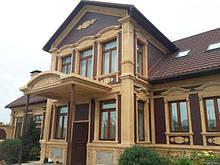 Изготовим панели для отделки фасадов домов