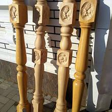 Вырезаем деревянные балясины в 3d на заказ