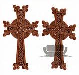 Кресты и распятия резные в 3d из дерева на заказ, фото 2