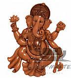 Индийская тематика в резном дереве на заказ, фото 2