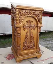 Декор из дуба и другие элементы для мебели на заказ